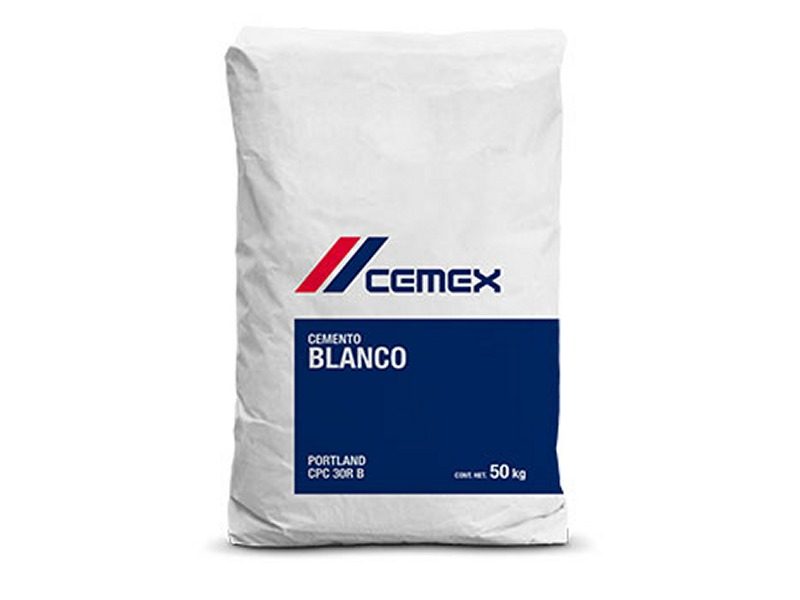Cemento Blanco Cemex